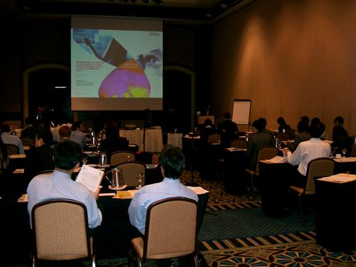 1. Competitive Intelligence Conference 2004